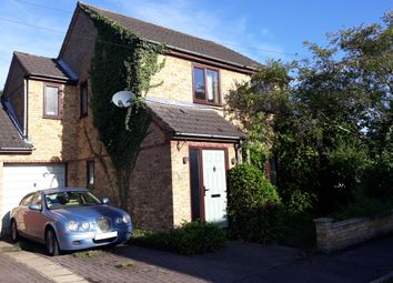 Thumbnail 4 bed link-detached house for sale in Great North Road, Wyboston