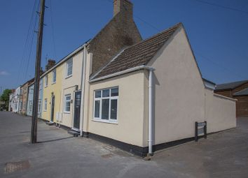 Thumbnail 1 bed cottage to rent in Main Street, Yaxley, Peterborough, Cambridgeshire.