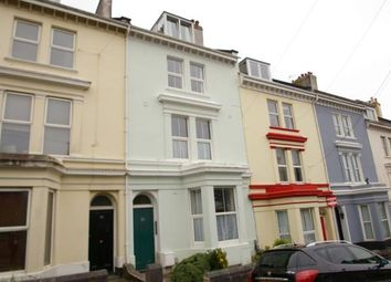 Thumbnail 1 bedroom flat for sale in West Hoe, Plymouth, Devon