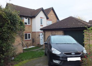 Thumbnail 3 bed semi-detached house to rent in Oaktree Close, Hamilton, Leicester