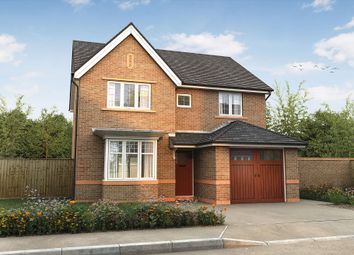 "Thumbnail 4 bedroom detached house for sale in ""The Lydgate"" at Omega Boulevard, Warrington"