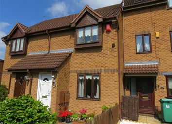 Thumbnail 2 bed terraced house for sale in Clough Court, Nottingham