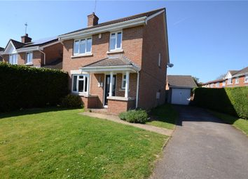 Thumbnail 4 bed detached house for sale in Heynes Green, Maidenhead, Berkshire