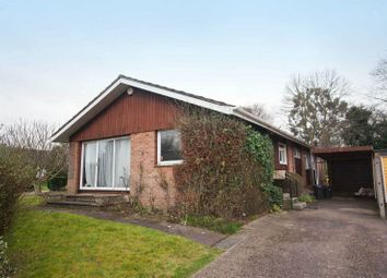 Thumbnail 5 bed detached bungalow for sale in Curzon Place, Pinner, Middlesex