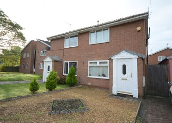 Thumbnail 2 bed semi-detached house to rent in Telford Way, Chester