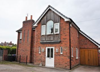 Thumbnail 4 bedroom detached house for sale in Annesley Lane, Selston