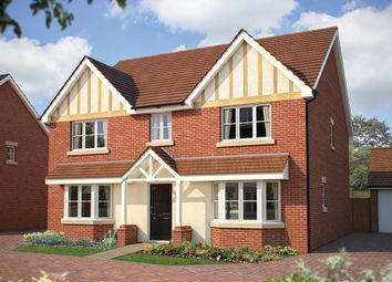 "Thumbnail 5 bed detached house for sale in ""The Winchester"" at Beverley Grove, Bedford"