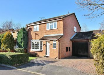 Thumbnail 4 bed detached house for sale in Berrywood Gardens, Hedge End, Southampton