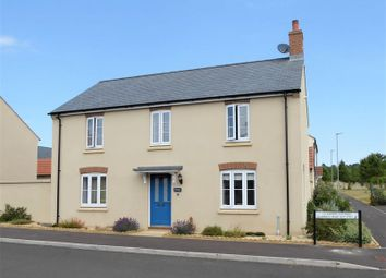 Thumbnail 3 bed detached house for sale in Iris Way, Huish Episcopi, Langport