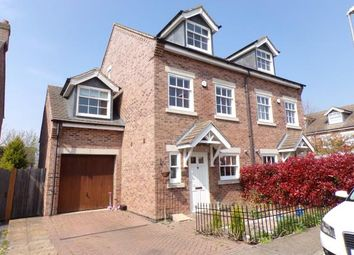 Thumbnail 4 bed semi-detached house for sale in Orchard Close, Scraptoft, Leicester, Leicestershire