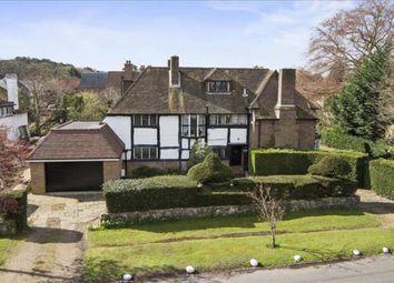 Thumbnail 6 bedroom detached house to rent in Weybridge Park, Weybridge