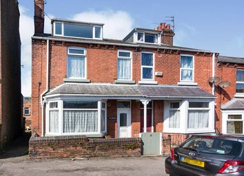 Thumbnail 3 bed end terrace house for sale in Trafalgar Road, Scarborough, North Yorkshire