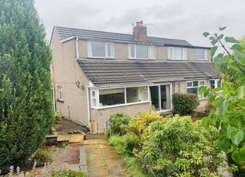 Thumbnail 3 bed semi-detached house for sale in Prospect Mount, Keighley