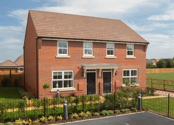 "Thumbnail 2 bedroom semi-detached house for sale in ""Archford"" at Elm Reach, Southminster"