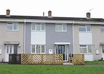 Thumbnail 3 bed terraced house for sale in Westland Close, Loughor, Swansea