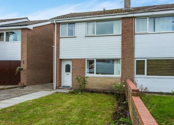 Thumbnail 3 bed semi-detached house for sale in Sumpter Croft, Penwortham, Preston