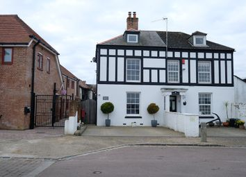 Thumbnail 3 bed semi-detached house for sale in The Promenade, Hythe