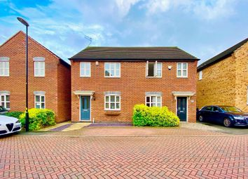 Thumbnail 3 bed semi-detached house for sale in The Carabiners, New Stoke Village, Coventry