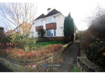 Thumbnail 3 bedroom semi-detached house to rent in Hangleton Road, Hangleton, Hove