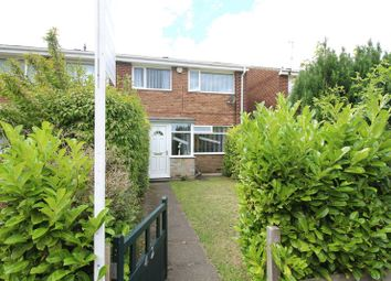 Thumbnail 3 bed terraced house to rent in Beadnell Road, Newsham Farm Estate, Blyth
