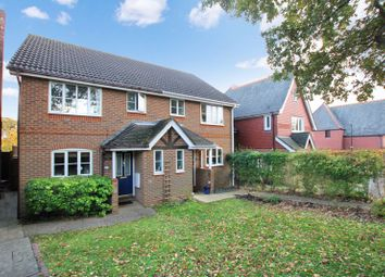 Newtown Road, Warsash, Southampton SO31. 3 bed semi-detached house