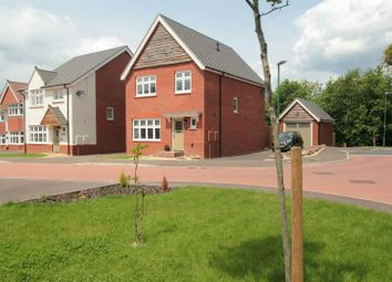 Thumbnail 3 bedroom detached house for sale in Kidnalls Drive, Whitecroft, Lydney