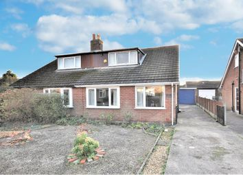 Thumbnail 2 bed semi-detached bungalow for sale in Tennyson Avenue, Warton, Preston, Lancashire