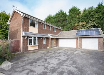 Thumbnail 4 bed detached house for sale in Dalton Fold, Westhoughton, Bolton