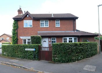 Thumbnail 3 bed detached house for sale in Tanglewood, Marchwood, Southampton