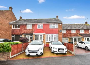Thumbnail 3 bed terraced house for sale in Munford Drive, Swanscombe, Kent