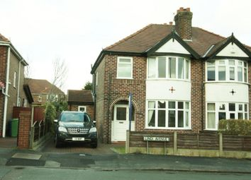 Thumbnail 3 bedroom semi-detached house to rent in Lindi Avenue, Grappenhall, Warrington