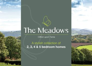 Thumbnail 2 bed end terrace house for sale in The Meadows, Clifton-On-Teme, Worcester