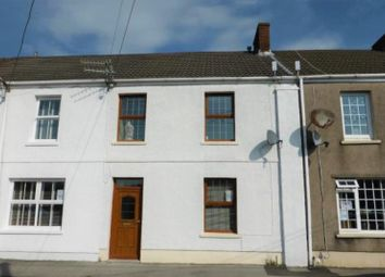 Thumbnail 3 bed terraced house to rent in Abergwernffrwd Row, Tonmawr, Port Talbot