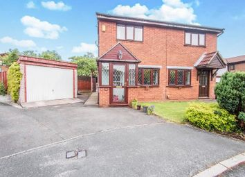 Thumbnail 2 bed semi-detached house for sale in Deborah Avenue, Fulwood, Preston