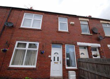 Thumbnail 4 bed terraced house for sale in Castle Terrace, Ashington