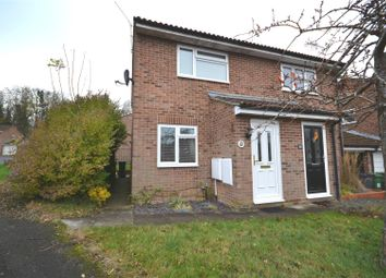 Thumbnail 2 bed semi-detached house for sale in Ellington Drive, Basingstoke