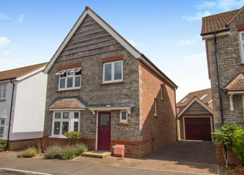 Thumbnail 3 bed detached house for sale in Leader Street, Cheswick Village, Bristol
