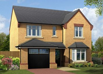 "Thumbnail 4 bed detached house for sale in ""The Nidderdale"" at Shireoaks Common, Shireoaks, Worksop"