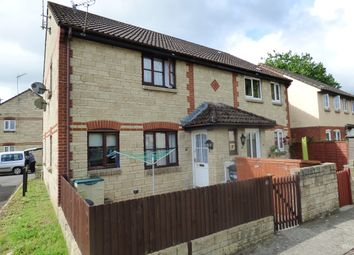 Thumbnail 1 bed end terrace house for sale in Pines Close, Wincanton