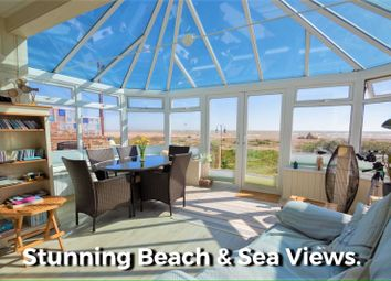 Thumbnail 4 bed detached bungalow for sale in Beachfront, West Front Road, Pagham