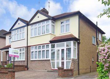 Thumbnail 3 bed semi-detached house for sale in Royston Avenue, Wallington, Surrey