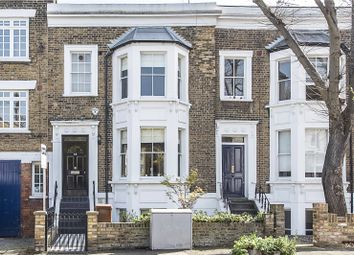 Thumbnail 4 bedroom terraced house for sale in De Beauvoir Road, London