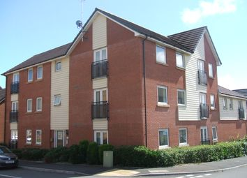 Thumbnail 1 bed flat to rent in Longacres, Bridgend