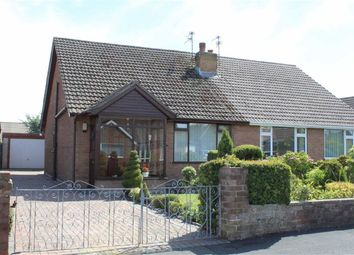 Thumbnail 2 bed semi-detached bungalow for sale in Leicester Avenue, Garstang, Preston