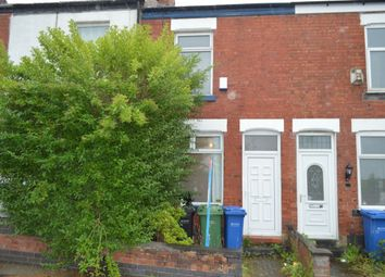 Thumbnail 2 bed terraced house to rent in Northgate Road, Stockport