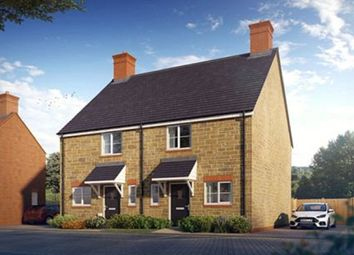 Thumbnail 2 bed semi-detached house for sale in Oxford Road, Bodicote, Banbury