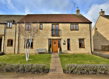Thumbnail 4 bed link-detached house for sale in Red House Paddock, Tallington, Stamford