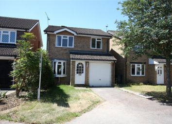 Thumbnail 3 bed detached house for sale in Southern Way, Farnham, Surrey