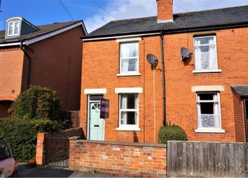 Thumbnail 3 bed end terrace house for sale in York Road, Newbury