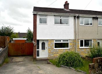 Thumbnail 2 bed semi-detached house to rent in Cwrt Y Goedwig, Llantwit Fardre, Pontypridd